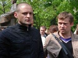 Суд продлил арест Удальцову и Развозжаеву на полгода