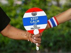 Оппозиция Тайланда просит суд распустить партию власти