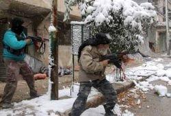 Сирия: ожесточенная борьба продолжается