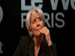 Лагард призвала к сотрудничеству центробанки мира