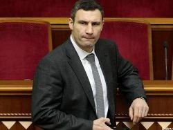 Янукович и Кличко обсудили вопрос изменения Конституции