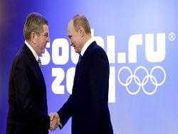 Олимпиада в Сочи оставит грандиозное наследие