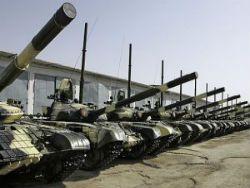Россия третья в мире по затратам на оборону