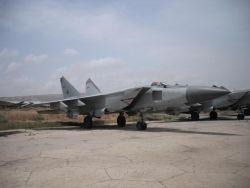 Азербайджан проведёт модернизацию своих МиГ-25
