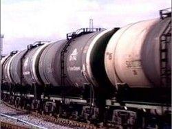 В Кирове загорелись вагоны с газоконденсатом