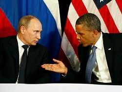 Путин и Обама могут провести встречу в марте в Гааге