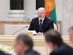 Лукашенко: все это хорошо, но тенденция плохая