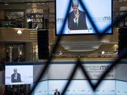 Мюнхенская конференция как симуляция аутизма