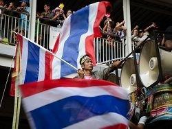 В Таиланде поднялось восстание против демократии