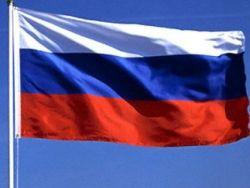 Российский флаг подняли в олимпийской деревне Сочи