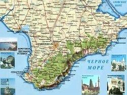 Кому достанется Крым?