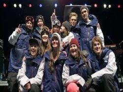 Керри проводит олимпийцев