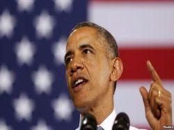 Обама надеется на создание легитимного правительство в Украине