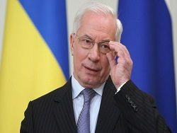 Слухи об австрийском паспорте Азарова оказались уткой