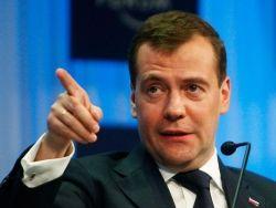Медведев предложил госкомпаниям переехать на Дальний Восток