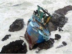 Новость на Newsland: Жители  Порткотэн  разграбили рыболовное судно