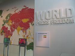 Россия поднялась на одну строчку в рейтинге свободы прессы