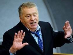 Новость на Newsland: Жириновский назвал