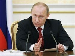 Путин: боеспособность армии – важный фактор безопасности России