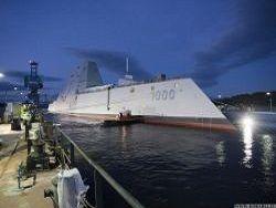 Рельсотрон и боевой лазер для американского ВМФ