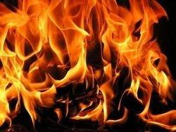 Дом кума Путина –  Медведчука – горит в Киевской области