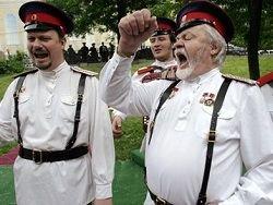 Новость на Newsland: В мэрию Феодосии ворвались казаки