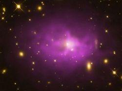 Гершель  обнаружил гигантские галактики без звёзд