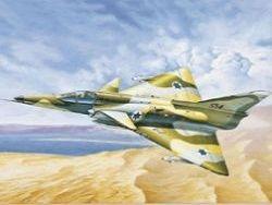 Секрет покупки Аргентиной старых истребителей Kfir