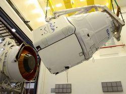Запуск третьей миссии SpaceX отложен на две недели