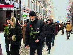 Новость на Newsland: В Риге началось шествие бывших легионеров SS