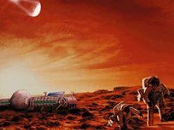 Новость на Newsland: Супружескую пару отправят колонизировать Марс