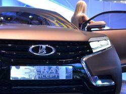 Будущие кроссоверы Lada будут похожи на концепт XRay