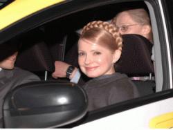 Новость на Newsland: Тимошенко: я вернулась. Во всех значениях этого слова