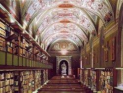 Более 80 тысяч книг из Ватиканской библиотеки будет оцифровано