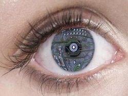 Ученые создали сенсор ночного видения для линз