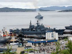 """Северный флот получит эсминец проекта """"Лидер"""""""