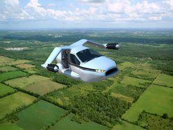 В России могут появиться летающие автомобили