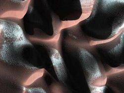 Геологи сделали выводы о прошлой атмосфере Марса