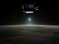 Космический аппарат LADEE завершил свою миссию