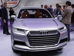 Новая Audi Q8 станет электромобилем