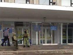 Новость на Newsland: В Горловке вооруженные люди захватили горсовет