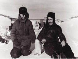 Как советский полярник сам себе вырезал аппендикс