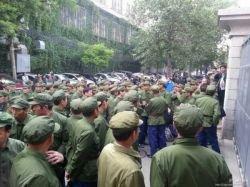 Новость на Newsland: Ветераны в Китае требуют помощи от правительства