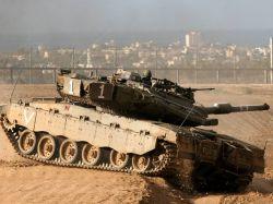 Израиль: ЦАХАЛ реформирует танковые войска