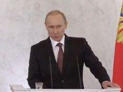 Новость на Newsland: Путин призывает перенести референдум на юго-востоке Украины
