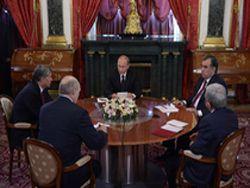 Новость на Newsland: Евразийские планы Путина терпят крах?