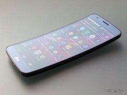 Появились фото первого смартфона Prestigio на Windows