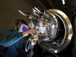 Ученые придумали фотонный коллайдер