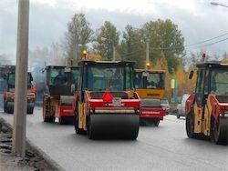 Дуракам (расеянам)такие дороги и не снились: Двухкилометровую дорогу к госдачам на Рублёвке  отремонтируют за 3 млрд рублей
