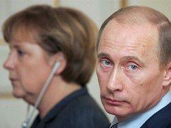 Меркель призвала Путина признать результаты выборов на Украине